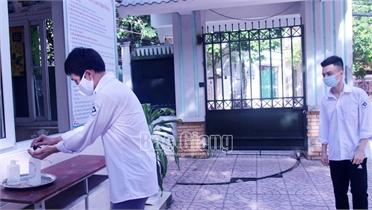 Bắc Giang: Xây dựng phương án tổ chức thi tốt nghiệp THPT đợt 2