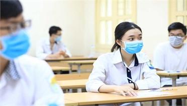 Bộ GD và ĐT hướng dẫn thi tốt nghiệp THPT đợt 2