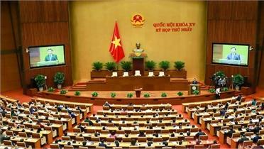 Bầu nhiều chức danh quan trọng của Quốc hội
