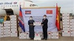 PM extends thanks to Cambodian counterpart over help to HCM City