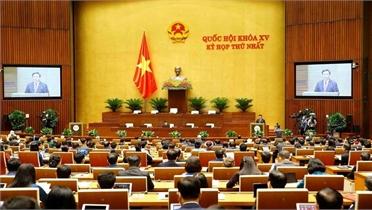 Các Ủy viên Ủy ban Thường vụ Quốc hội khóa XV