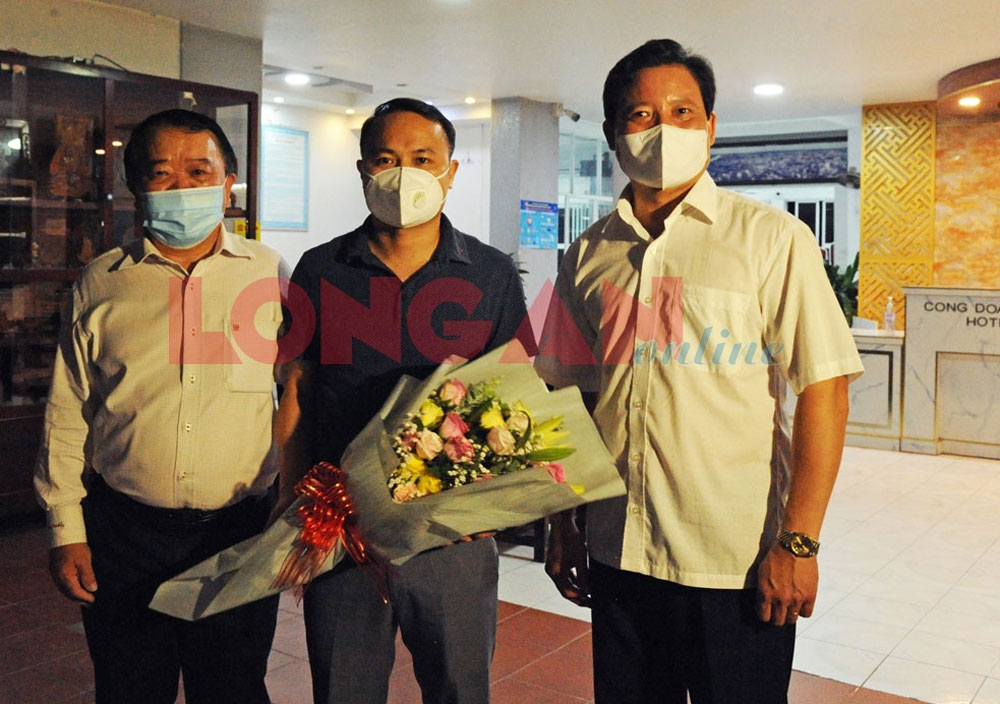 Bac Giang province, supports Long An, fight against Covid-19, Covid-19 pandemic, medical staff,  meaningful activity