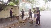 Hội Phụ nữ phường Hoàng Văn Thụ giành giải Ba toàn quốc cuộc thi về môi trường