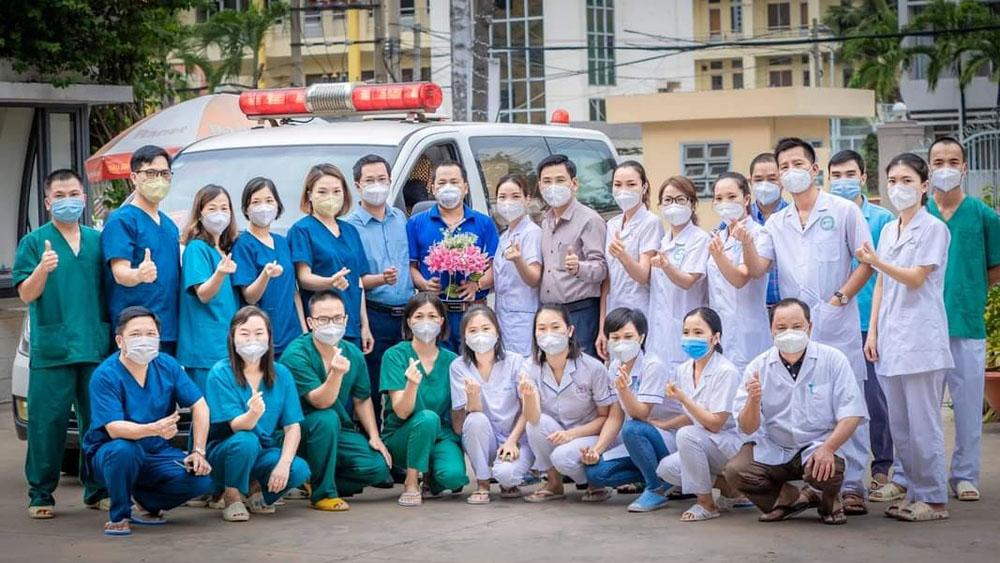 Bac Giang man, voluntarily drives, 1,700km, Dong Thap province, Bac Giang province, fight pandemic, Covid-19 pandemic, Tran Quang Han