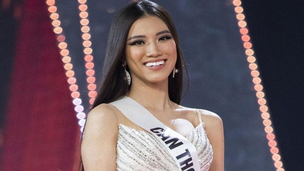 Kim Duyen, represent Vietnam, Miss Universe 2021, Israel, runner-up, global event, 100 countries and territories