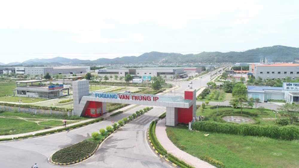 Bắc Giang phấn đấu đến năm 2030 có 29 khu công nghiệp