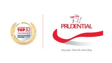 Prudential dẫn đầu danh sách công ty bảo hiểm nhân thọ nước ngoài uy tín năm 2021