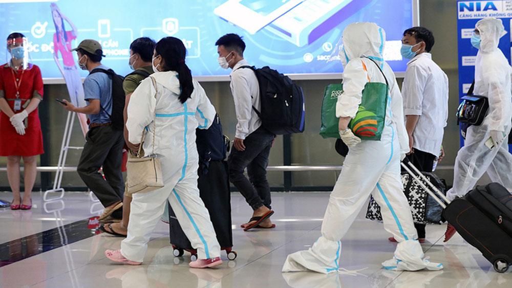 Hanoi, quarantine, 19 southern localities, Covid-19 pandemic, community transmission