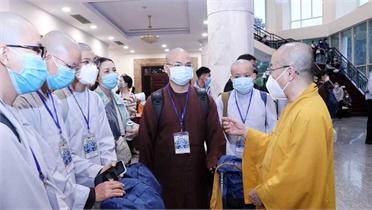Lực lượng tình nguyện tôn giáo lên đường hỗ trợ chống dịch tại TPHCM