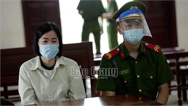 Bắc Giang: Mua bán ma túy, nữ quái nhận án chung thân