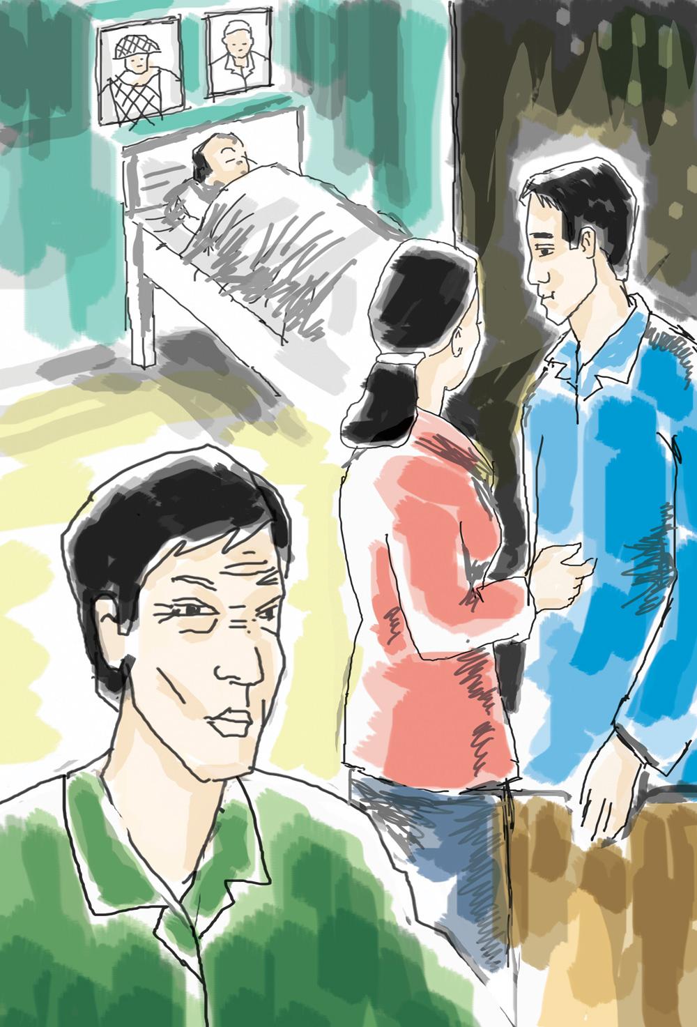 Minh họa: Đinh Hương
