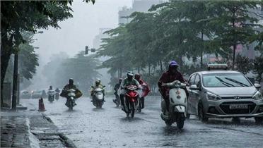 Dự báo thời tiết Bắc Giang từ ngày 26/7 đến ngày 1/8