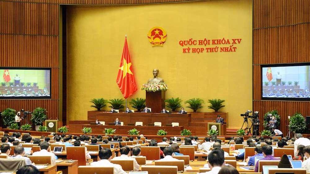 Thông cáo số 3, Kỳ họp thứ nhất, Quốc hội khóa XV