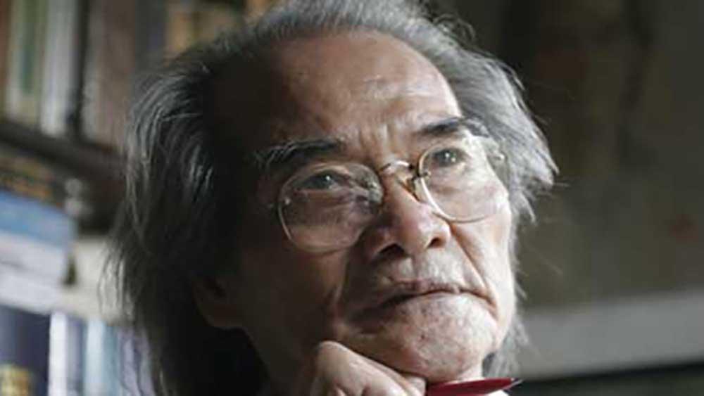 Nhà văn Sơn Tùng, qua đời
