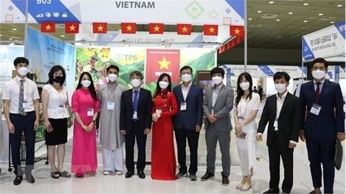 Vietnamese farm produce promoted in ROK