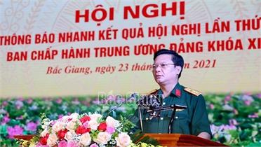 Đảng ủy Quân đoàn 2 thông báo nhanh kết quả hội nghị T.Ư 3 (Khóa XIII)