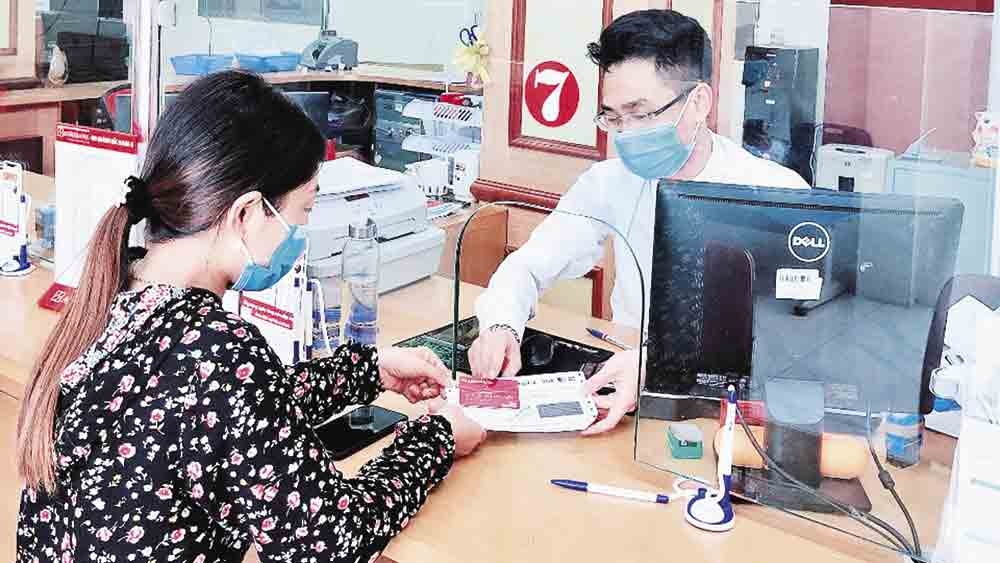 Interest rates, support customers, Covid-19 pandemic, Bac Giang province, Agribank, lending interest rates, smooth disbursement