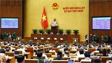 Trình danh sách đề cử để Quốc hội bầu Chủ tịch nước