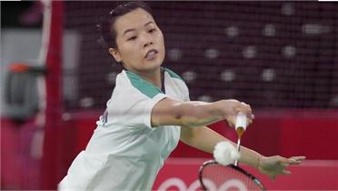 Tay vợt Thùy Linh thắng đối thủ gốc Trung Quốc ở Olympic Tokyo