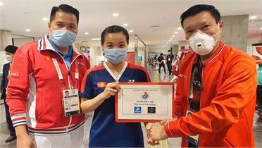 Thuỳ Linh xúc động với chiến thắng đầu tiên ở Olympic
