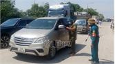 Bắc Giang: Kiểm soát chặt người từ TP Hà Nội vào địa bàn để phòng dịch