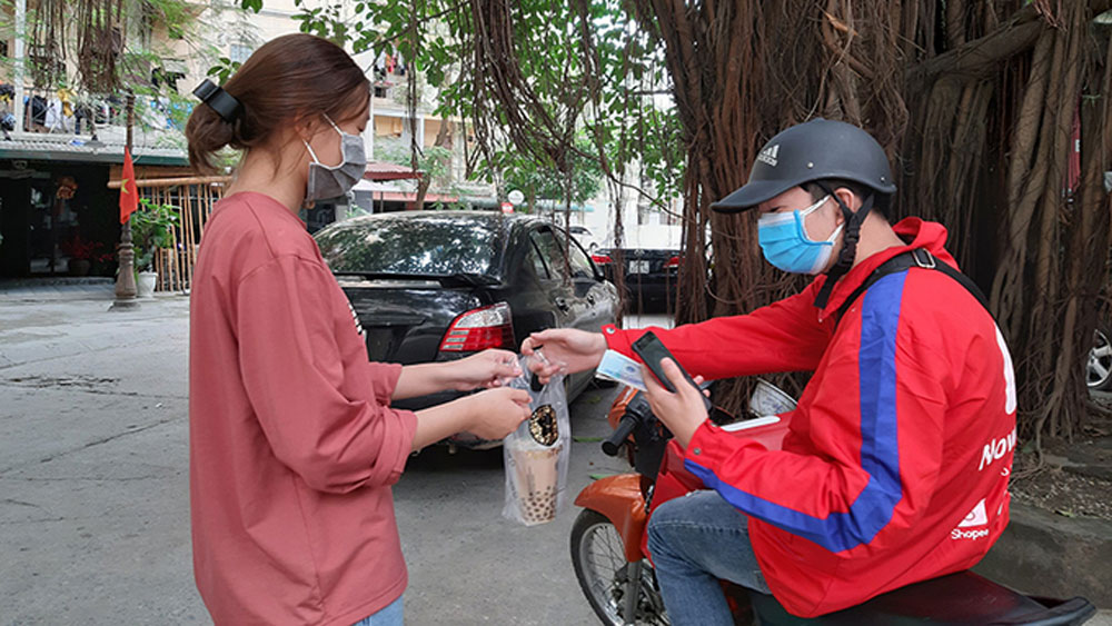 Shippers not allowed, Hanoi, social distancing, transport department, social distancing order, hard to control, rising coronavirus concerns