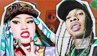 Tyga collaborates with Vietnamese rapper for mixtape