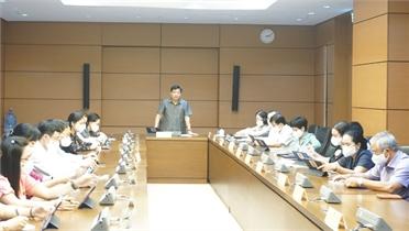 Đoàn Bắc Giang kiến nghị bổ sung dự án xây mới cầu đường bộ Cẩm Lý