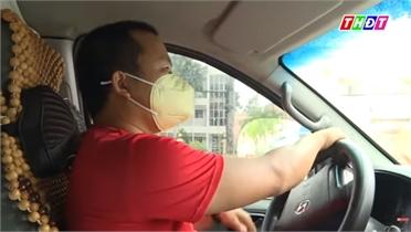 Clip: Hành trình vượt 1,7 nghìn km vào Nam chống dịch của tài xế Bắc Giang