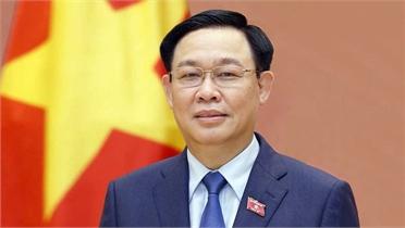 Tiểu sử tóm tắt của Chủ tịch QH khóa XV Vương Đình Huệ