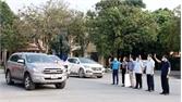Huyện Việt Yên xuất quân hỗ trợ một số tỉnh miền Nam chống dịch