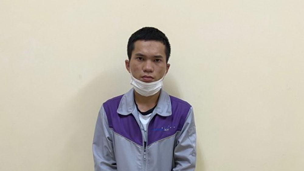 Công an huyện Việt Yên, điều tra ,làm rõ, vụ trộm cắp tài sản, Khu Công nghiệp