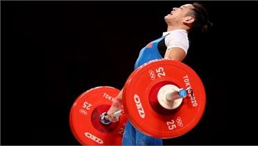 Thạch Kim Tuấn thất bại tại Olympic Tokyo