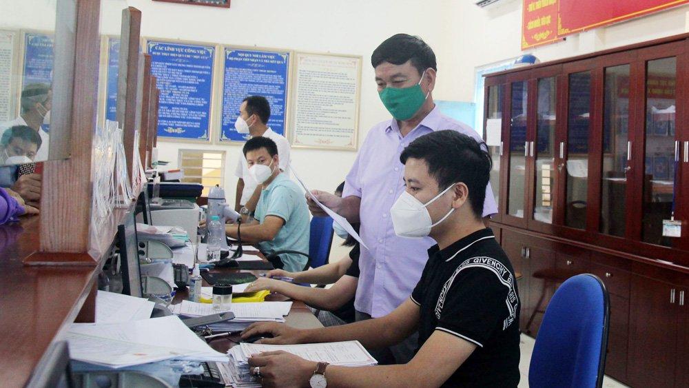 Việt Yên, cải cách hành chính, thủ tục hành chính, Bắc Giang, công nghiệp, công nhân