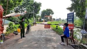 Điều chỉnh biện pháp phòng, chống dịch tại xã Quế Nham