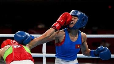 Võ sĩ Việt Nam bị loại dù hơn điểm ở Olympic