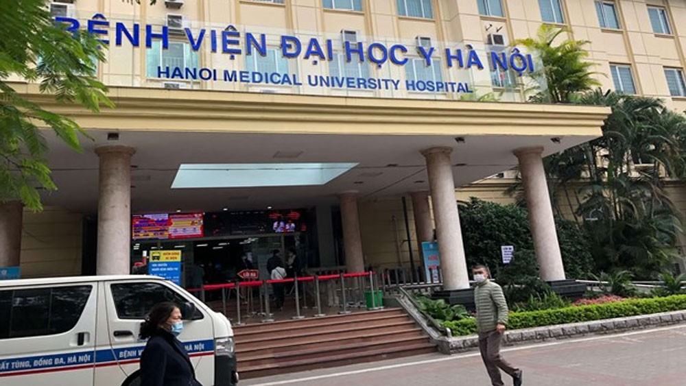 Intensive care centre, Covid-19 patients, Hanoi Medical University Hospital, Covid-19 spike, Ministry of Health