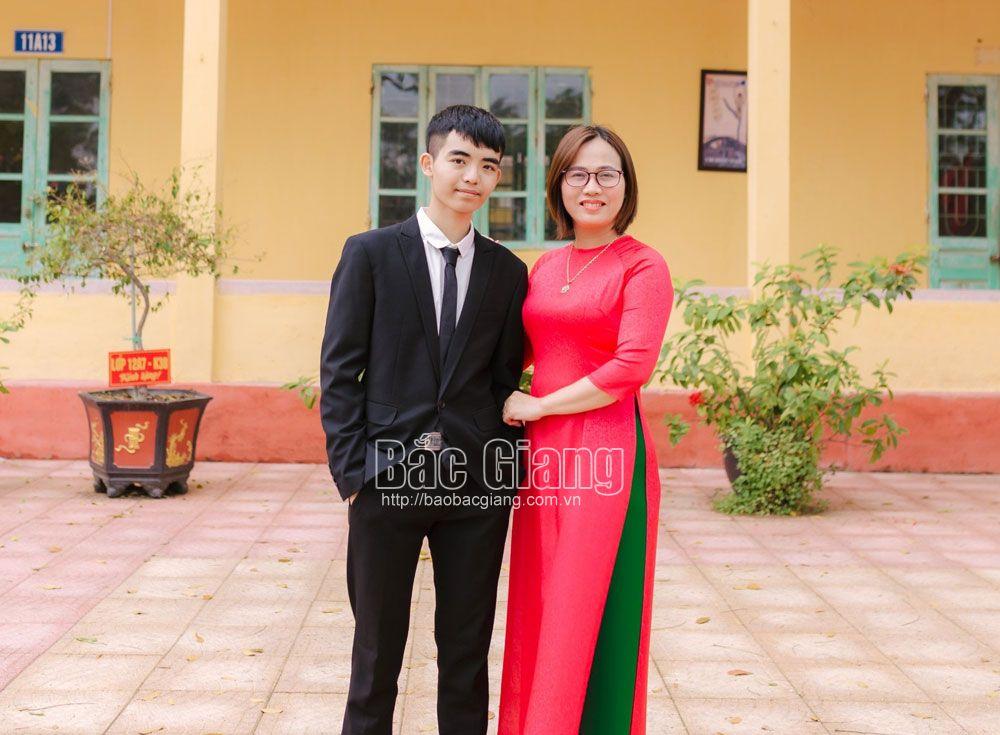 học sinh giỏi, cao nhất cả nước, Thân Trọng An, Bắc Giang
