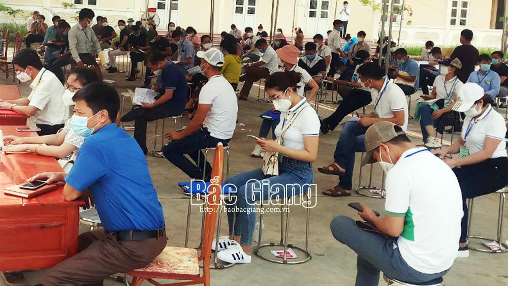 đấu giá; Việt Yên; Hiệp Hòa