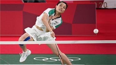 Thùy Linh thua tay vợt số một thế giới