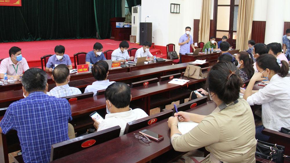 Bắc Giang, covid-19, đối thoại, doanh nghiệp