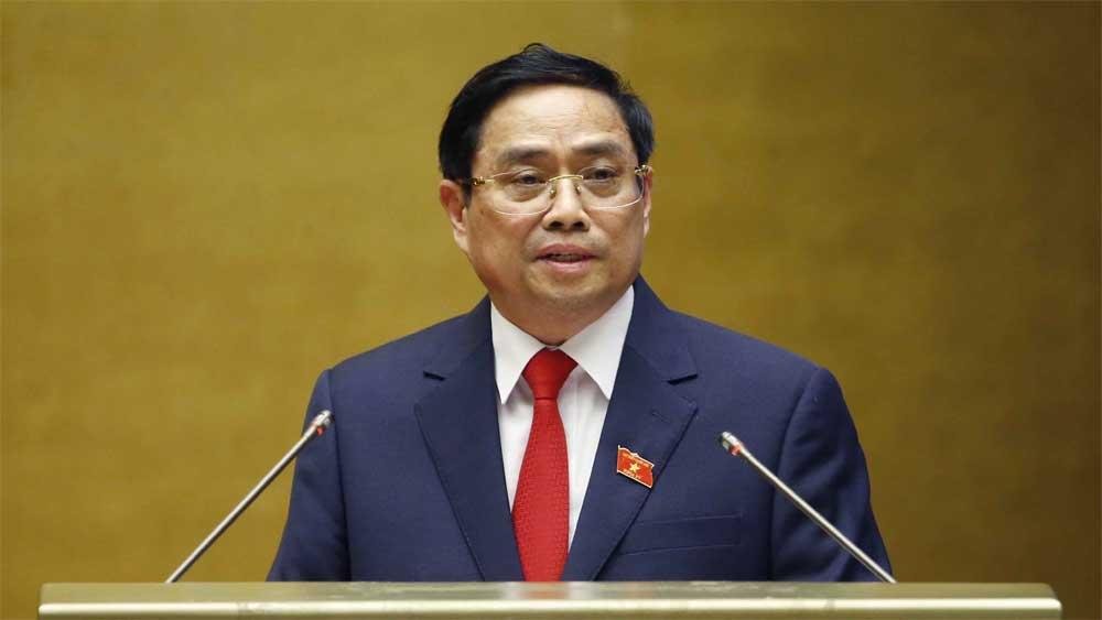 Thủ tướng, trình cơ cấu, 27 thành viên, Chính phủ khóa mới