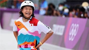 VĐV Nhật Bản trẻ nhất đoạt HCV Olympic