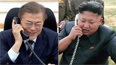Hàn Quốc và Triều Tiên nối lại đường dây liên lạc qua biên giới