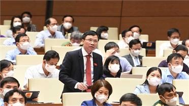 Đại biểu Đoàn Bắc Giang đề nghị ưu tiên đầu tư nguồn lực cho khu vực miền núi