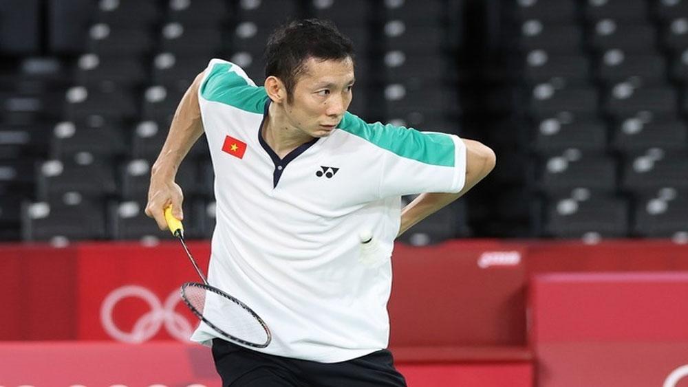 Badminton World Federation, praises Vietnamese veteran, Nguyen Tien Minh, Tokyo Olympics, oldest badminton player, Olympic group stage