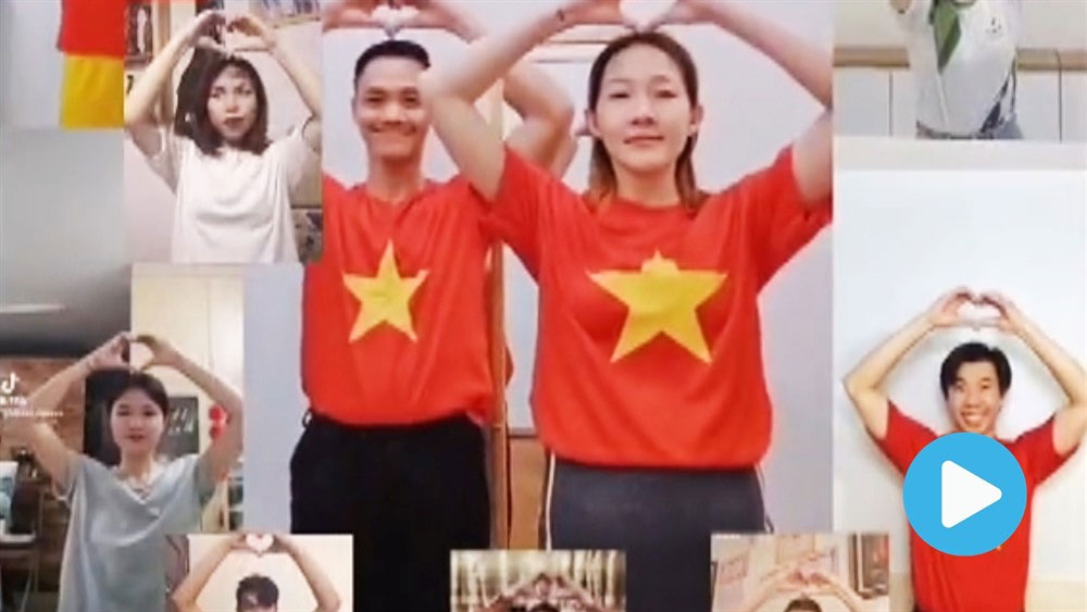 New dance emerges on TikTok to fight Covid-19