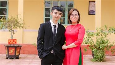Em Thân Trọng An được Chủ tịch UBND tỉnh Bắc Giang tặng Bằng khen