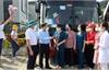 Thêm một Đoàn tình nguyện Bắc Giang lên đường hỗ trợ Tây Ninh chống dịch