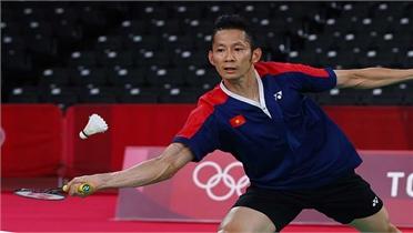 Tiến Minh dừng bước tại Olympic Tokyo
